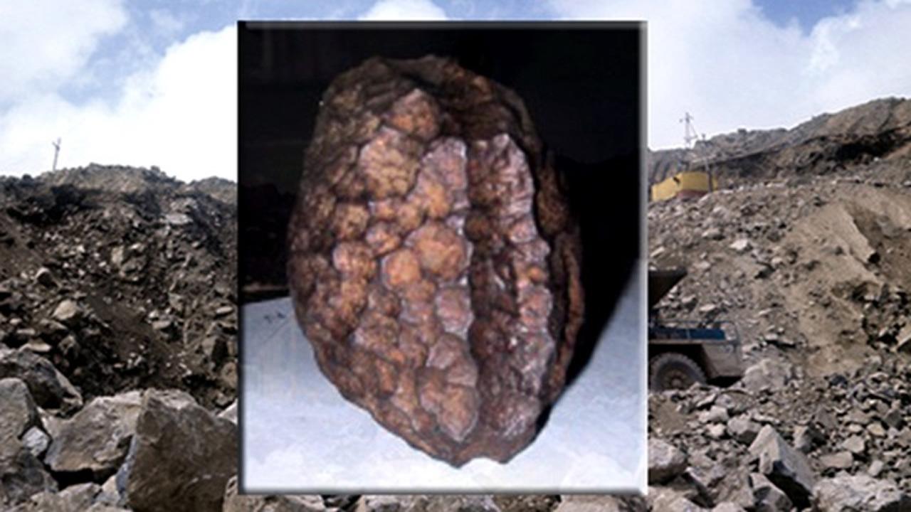 El Hierro de Wolfsegg ¿Una pieza minera de una civilización desconocida?