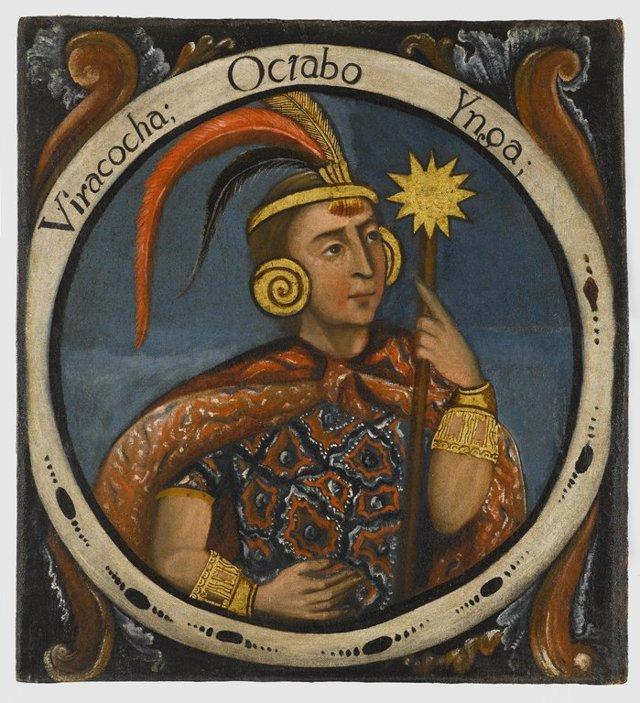 La presencia de una élite blanca en el imperio Inca