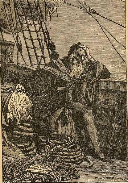 Cristóbal Colón encadenado