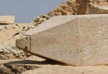 Descubren obelisco de hace 4.000 años dedicado a una reina del antiguo Egipto