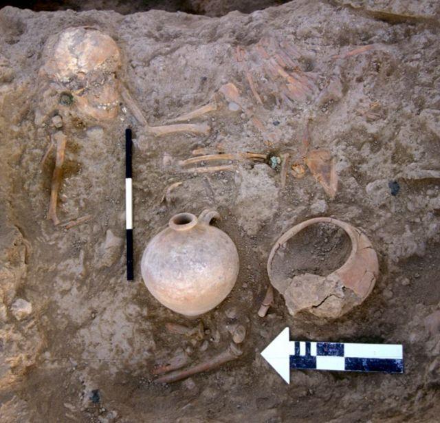 Los nuevos hallazgos muestran vínculos de un siglo entre Jericó y Egipto