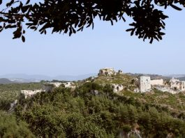 Hallan fortaleza militar de 4.000 años de antigüedad usada como red de espionaje en Siria
