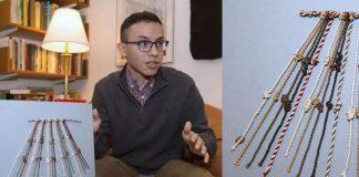 Quipu: Misterioso código Inca es descifrado por alumno de Harvard