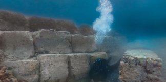 Hallazgos submarinos en Grecia revelan impresionante ingeniería romana antigua