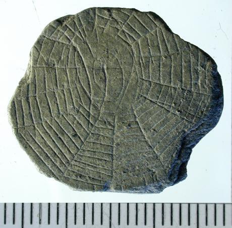 Los arqueólogos hasta ahora han encontrado 10 piedras con dibujos de telarañas.