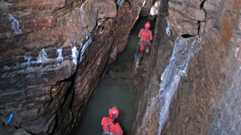 Debajo de las nuevas cuevas de Montreal