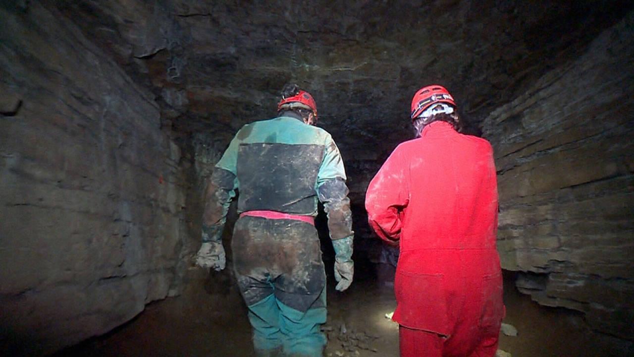 Descubren un extenso sistema de cuevas subterráneas de la Edad de Hielo en Canadá