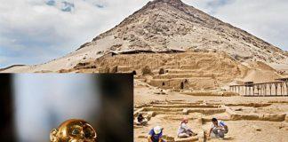 Hallan cámaras secretas y tronos de antigua civilización Moche en Perú