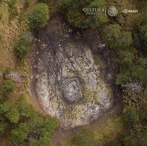 Vista aérea de Nahualac
