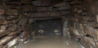 Un almacén de alimentos de la Edad de Hierro es encontrada en Escocia