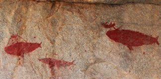 Antiguas pinturas rupestres chilenas de caza de ballenas vinculan el océano con el desierto