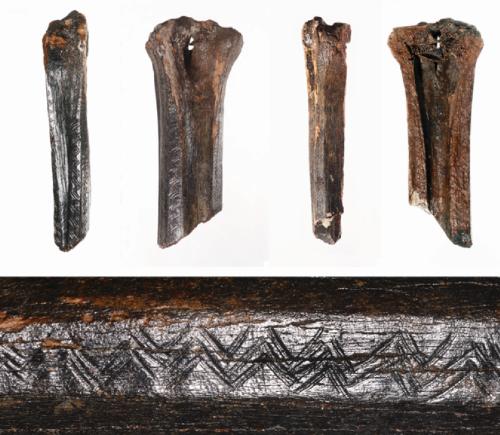 El verdadero significado de los grabados se ha perdido durante mucho tiempo, pero los investigadores sugieren que puede haber tenido un significado ritual