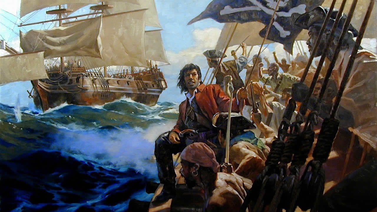 Esqueleto de Pirata «Black Sam» podría haber sido encontrado