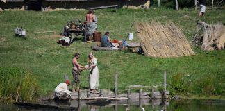 Hallan asentamiento vikingo Hóp en Canadá, existente mucho antes que Colón