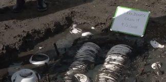 Hallan cientos de piezas arqueológicas en perfecto estado, en Argentina