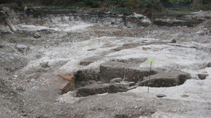 Raro esqueleto de la Edad del Hierro es hallado en cuevas de Margate en Gran Bretaña