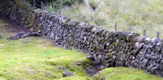 Antiguos romanos pintaron sus fronteras de rojo y amarillo para intimidar a las tribus indígenas