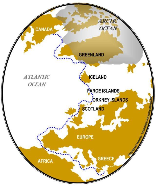 Cómo cruzar el Atlántico saltando de isla en isla