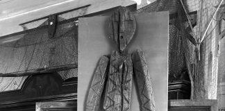 Esta misteriosa figura humana es dos veces más antigua que las Pirámides de Egipto