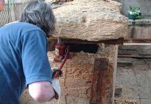 Hallan los restos del único gran maestre templario encontrado hasta ahora