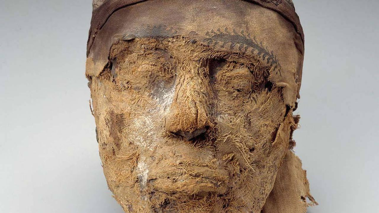 FBI resuelve misterio de momia egipcia de 4.000 años