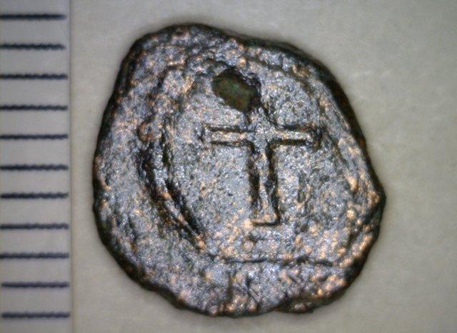 Una segunda moneda descubierta en el puerto griego antiguo