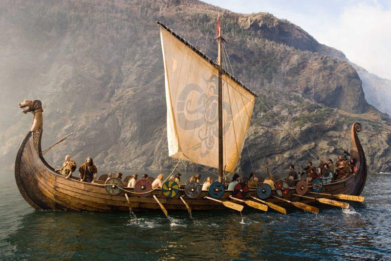 La piedra solar habría permitido a los vikingos divisar el sol en días nublados