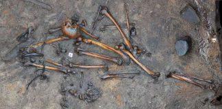 Enorme depósito de huesos revela rituales de guerra «Bárbaros» durante el Imperio Romano