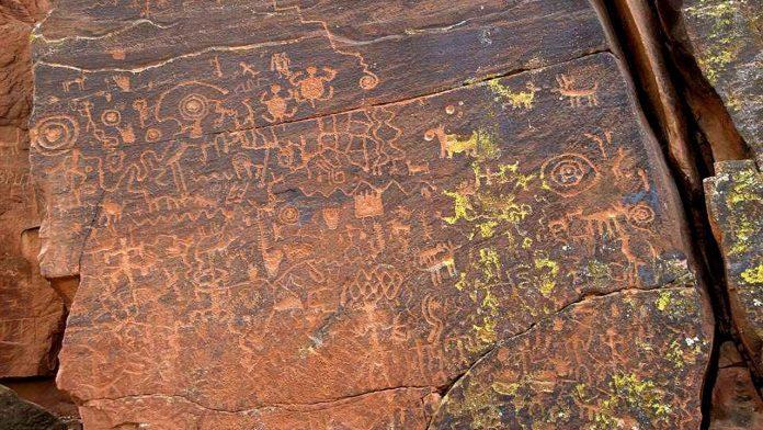 Este antiguo calendario tallado en piedra permaneció oculto durante 900 años
