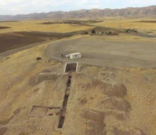 Hallan ciudad perdida de Mardaman en Iraq gracias a tablillas cuneiformes