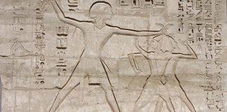 Hallan tumba de general egipcio de 3.300 años