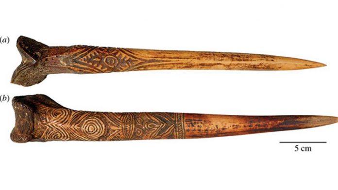 Huesos de muslo humano hacen las mejores dagas, aunque suene espeluznante