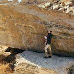 Hallan arte rupestre de 3.500 años en Egipto