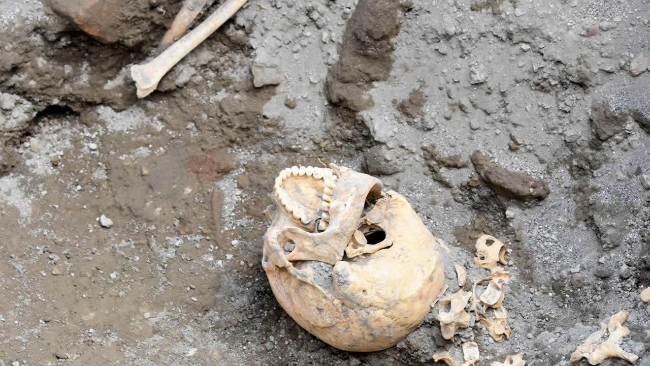 Hallan sacrificio infantil de la Edad de Bronce en Turquía