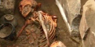 Una «bella durmiente» momificada hace 2.000 años es hallada en Siberia