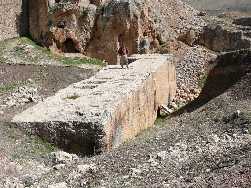 El mayor megalito antiguo conocido. Baalbek, Líbano - ¿Quién realmente lo hizo?