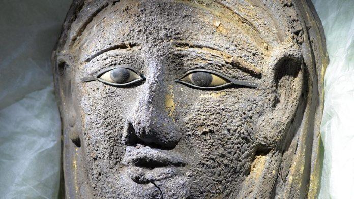 Hallan lugar donde antiguos egipcios momificaban a sus muertos