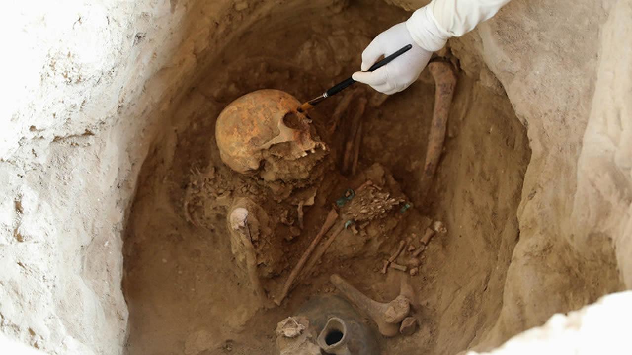 Hallan momias de la nobleza Inca en el Valle de las Pirámides de Perú