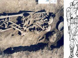 Un abrazo de 3.000 años: Mujer se hizo enterrar viva junto a su esposo