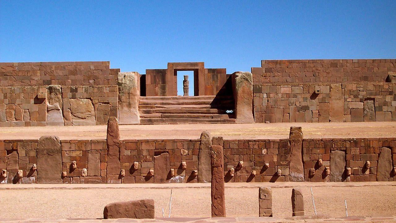 Descubren una ciudad subterránea preincaica en Bolivia