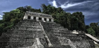 El antiguo paisaje Maya nos da una advertencia para cuidar el planeta
