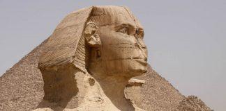Hallan nueva estatura de la Esfinge en Egipto