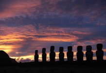 La sociedad de la Isla de Pascua podría no haberse derrumbado en ruinas como pensamos