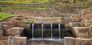 Tipón: Una antigua maravilla Inca de la ingeniería hidráulica