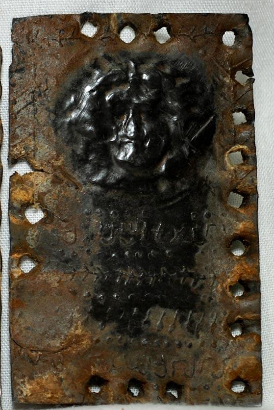 «El rostro de Dios» en los códices de plomo