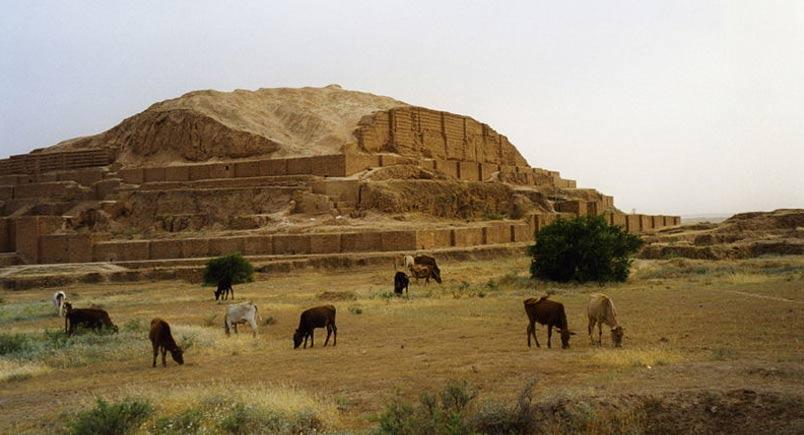 Choga Zanbil, Irán