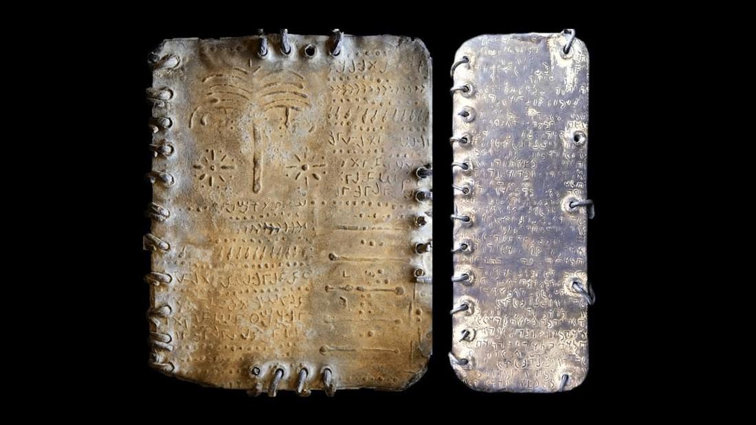 Confirman autenticidad de códices de plomo con los textos más antiguos conocidos sobre Jesús