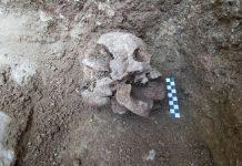 A este niño se le dio un «entierro vampiro» hace 1.500 años