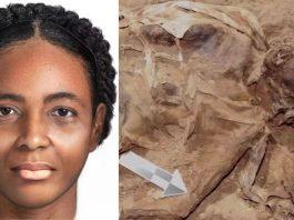 Estos restos momificados de 150 años son finalmente identificados