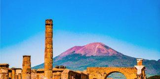 Familia esquelética bien preservada descubierta en las ruinas de Pompeya